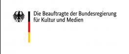 Logo die Beauftragten der Bundesregierung für Kultur und Medien